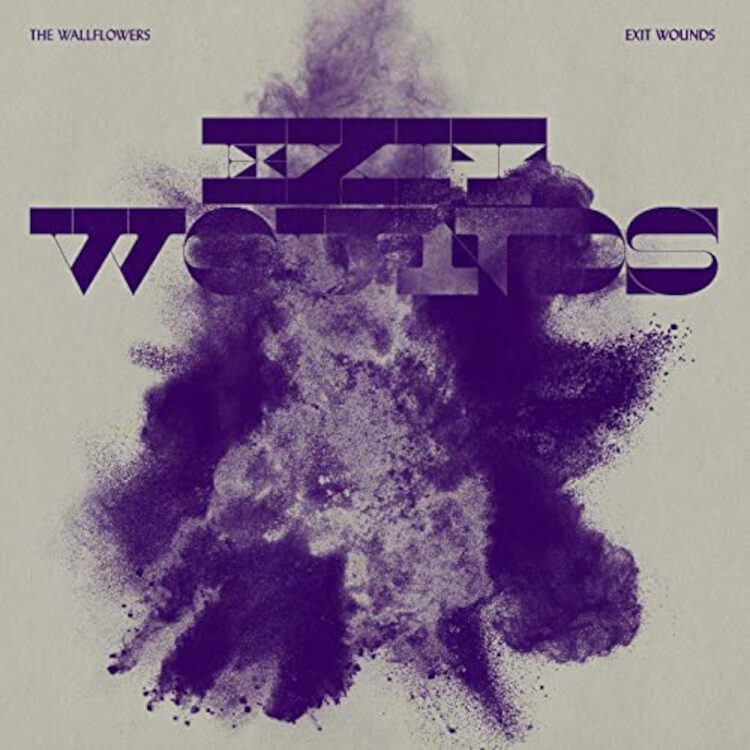 CD cover - Exit Wounds