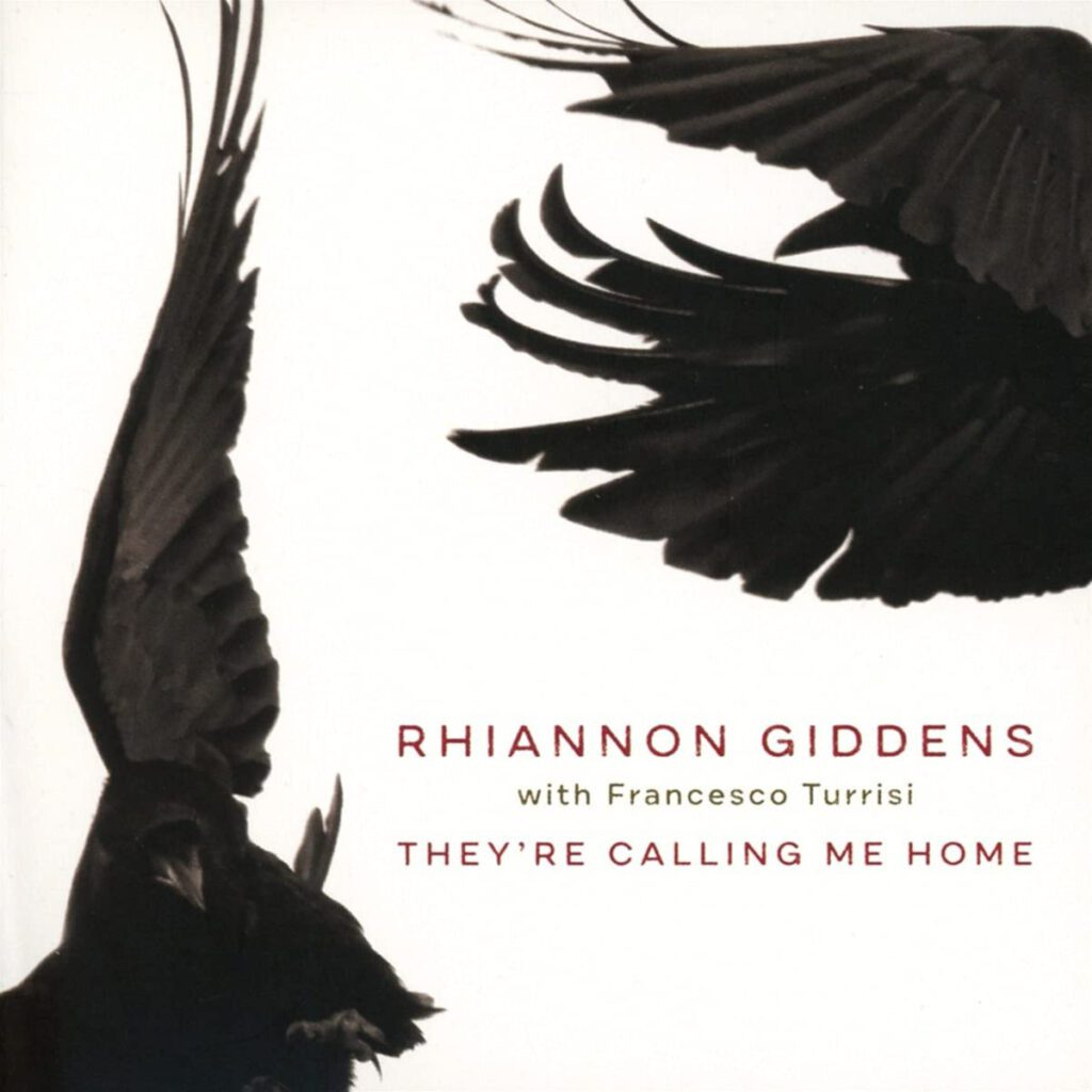 CD cover - They're Calling Me Home