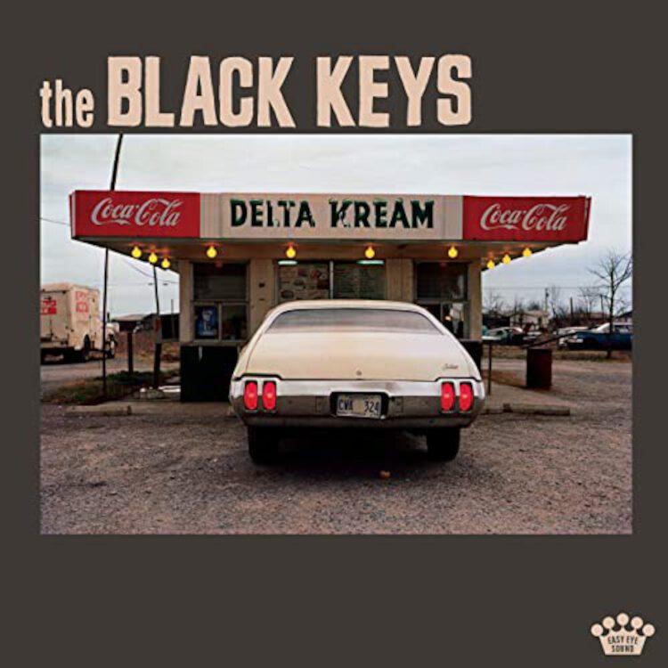 CD cover - Delta Kream