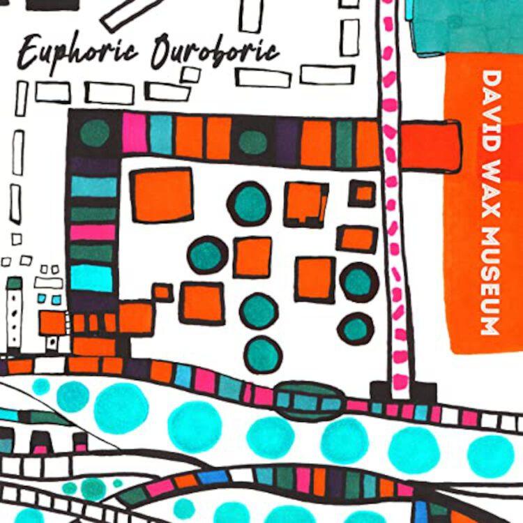 CD cover - Euphoric Ouroboric