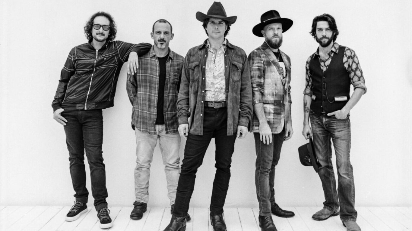 Photo of the band, Lukas Nelson & Promise of the Real