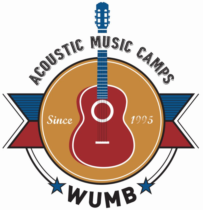 WUMB Acoustic Music Camps Logo