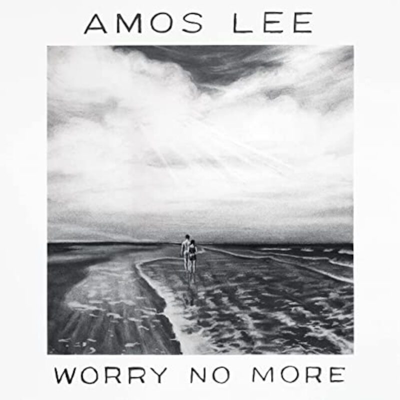 CD cover of Worry No More by Amos Lee