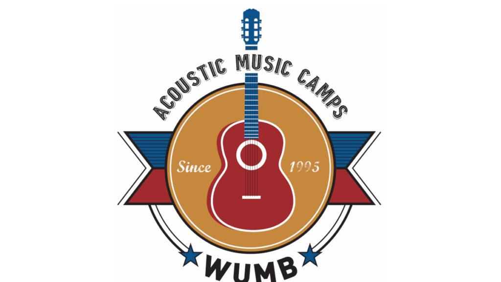 WUMB Music Camps logo