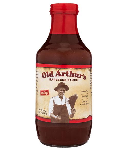 Old Arthur's
