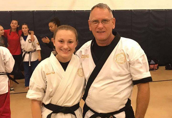instructor David Suggs