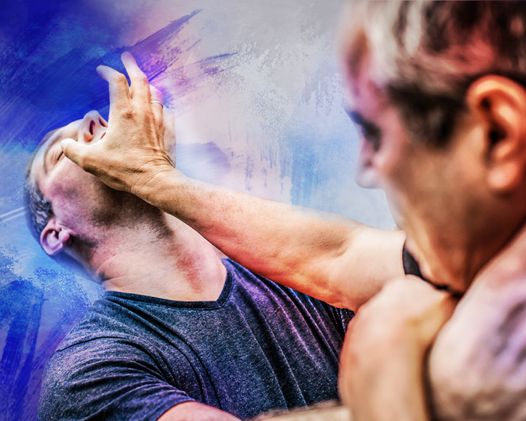 banner for Krav Maga adult classes