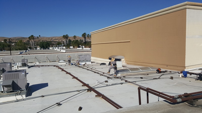 Commercial Roofing in New Port Richey fl