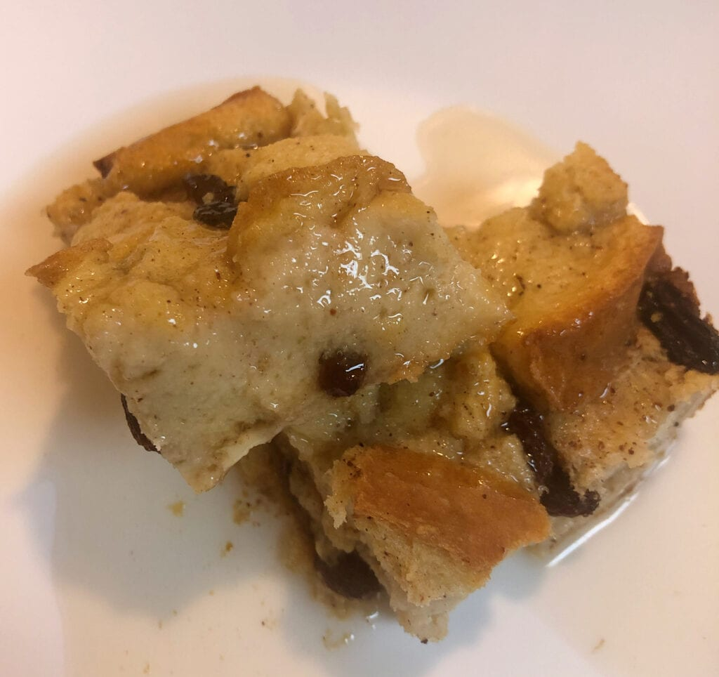 Fresh Baked Brunch Dessert