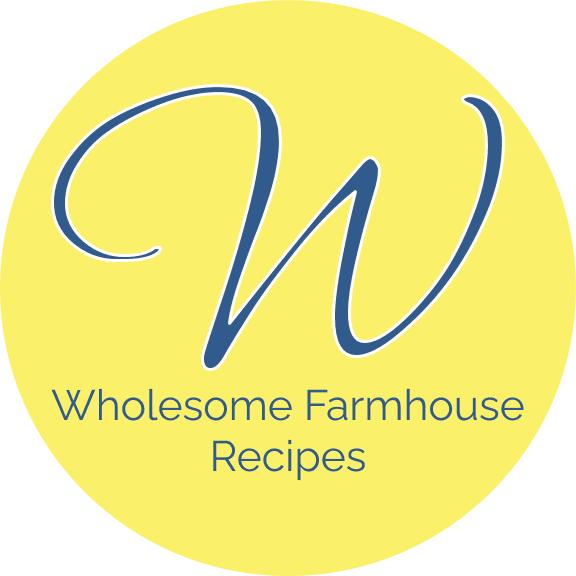 Wholesome Farmhouse Recipes Logo1