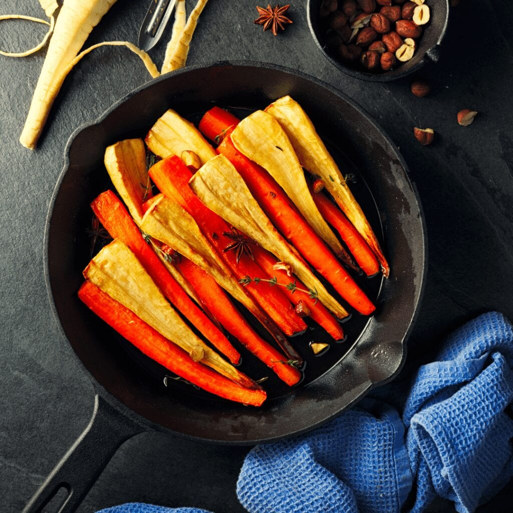 Easy Carrot and Parsnip Recipe