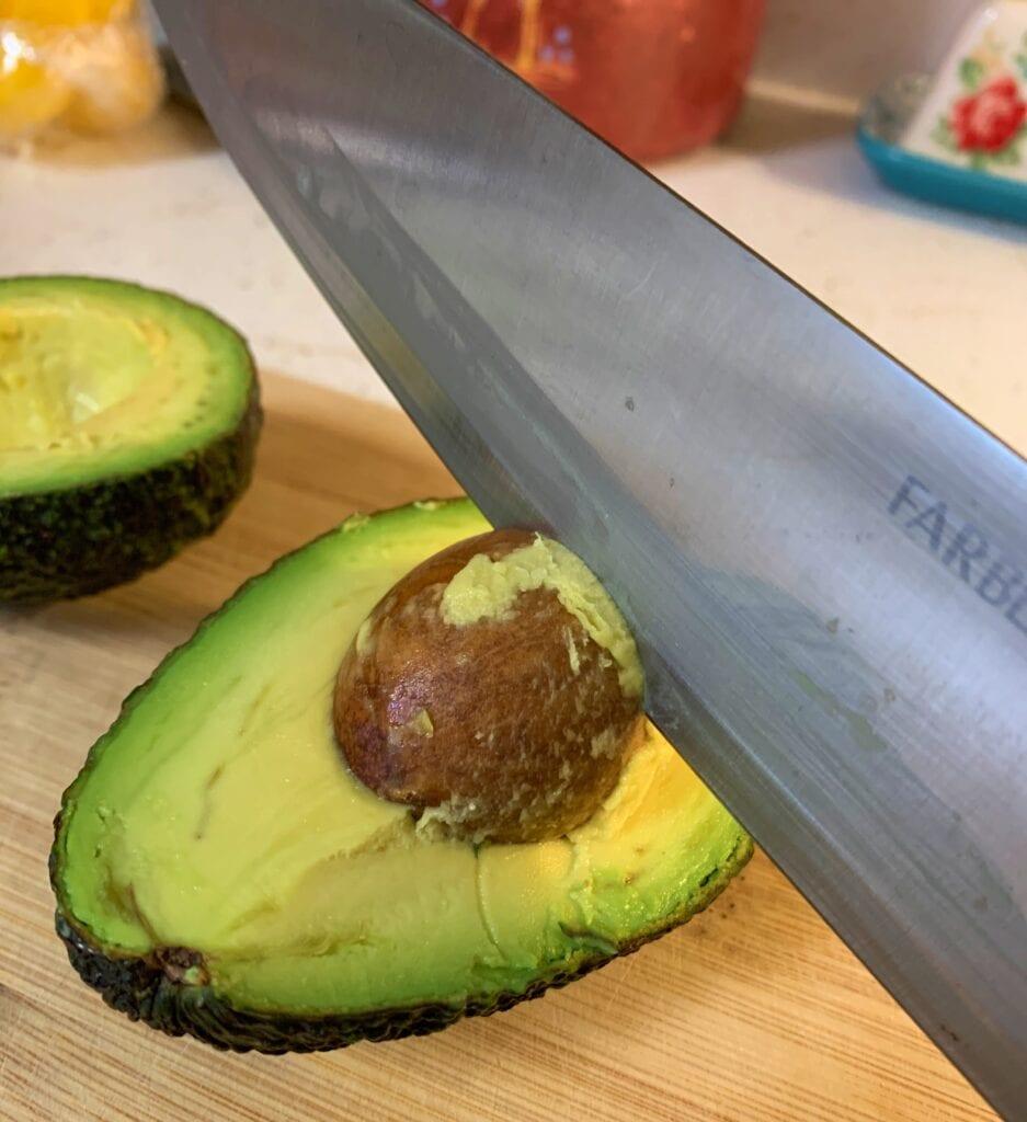 Pit an Avocado