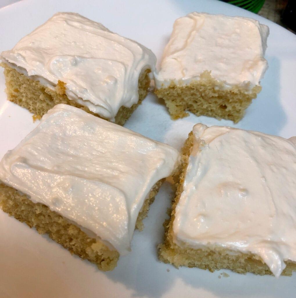 Easy Brunch Dessert Cakes