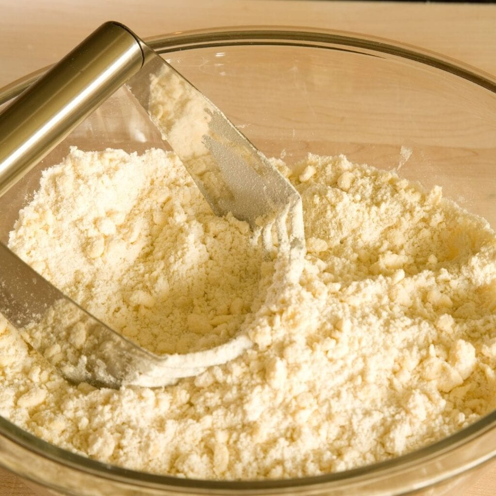 Incorporating Butter and Flour