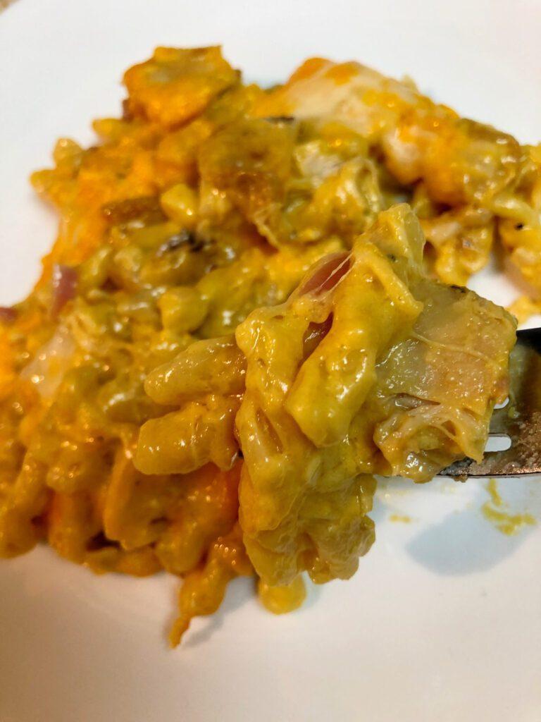 Enjoying a taste of Favorite Casserole Recipes - Creamy Chicken