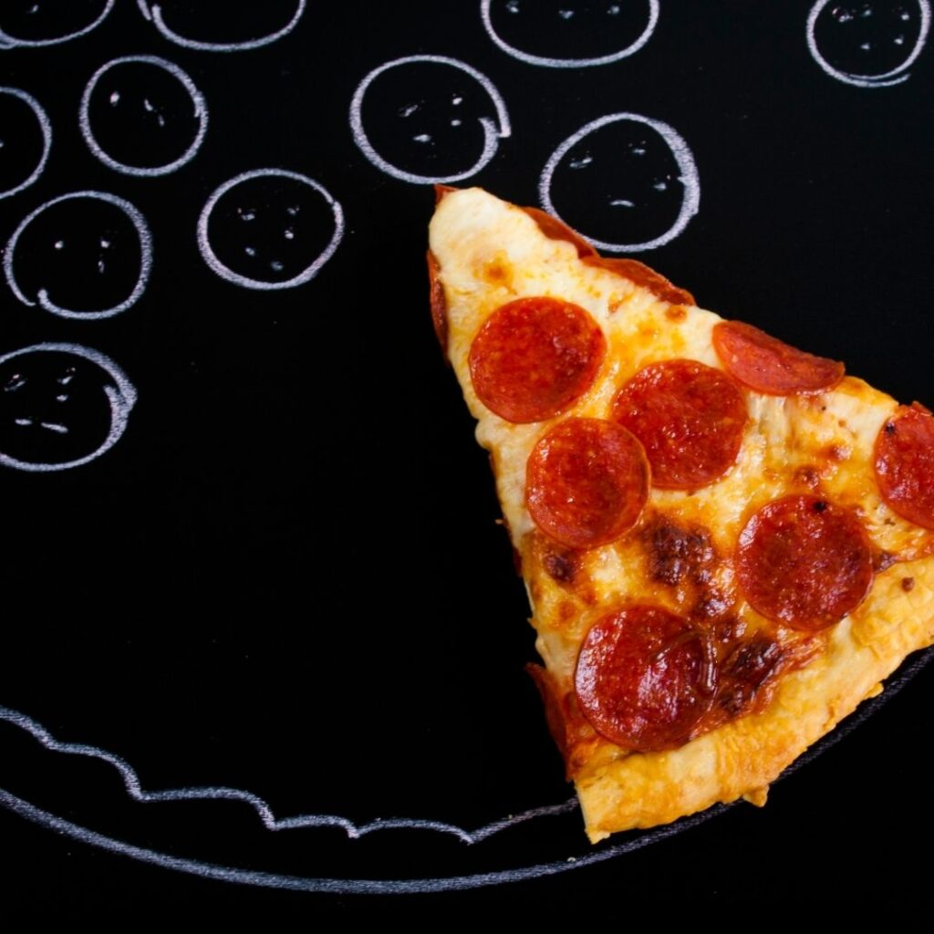 Last Slice of Pepperoni Pizza