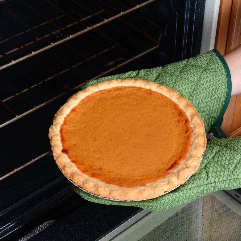 Fresh Pie From the Oven