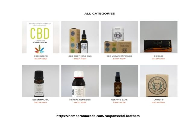 CBD Brother Coupon UK