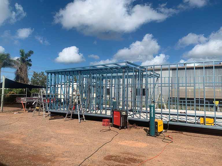 RAAF Darwin Building Works Project