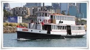 The Mulgi Ferry