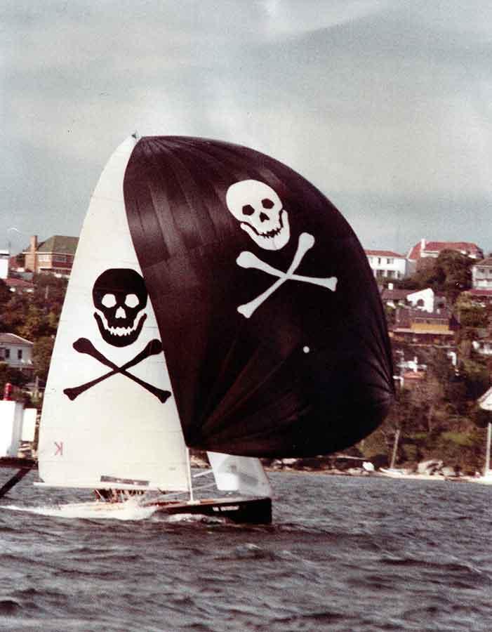 Skull Sails