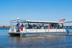 Liberty Tour Boat