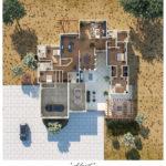 SPLIT III floorplan