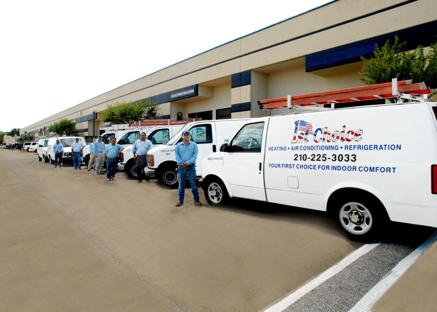 1st Choice Heating & Air Conditioning LLC