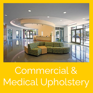 Commercial & Medical Upholstery
