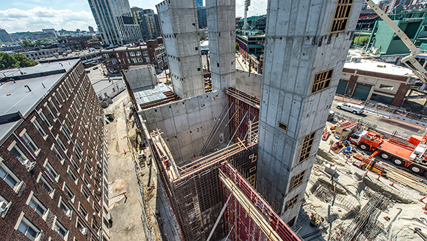 Complete Turnkey Concrete Packages