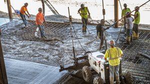 Concrete Flatwork Division