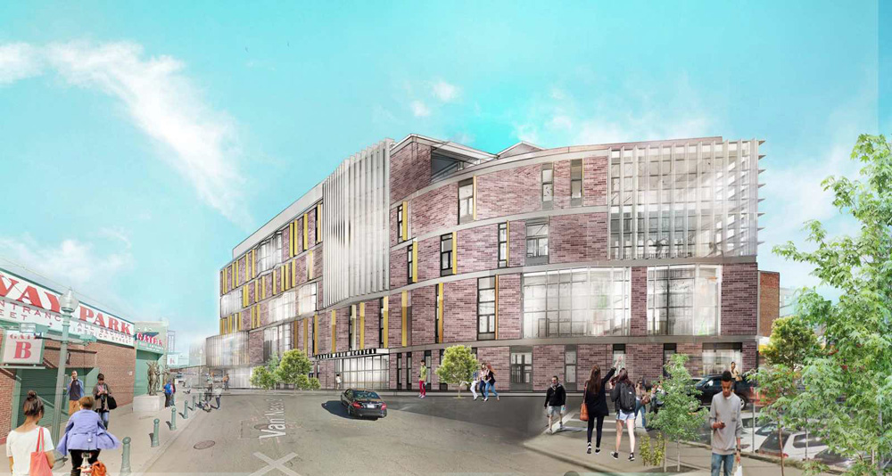 Boston Arts Academy – Boston, MA