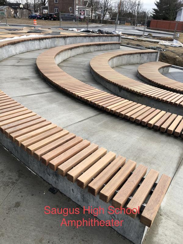 Saugus High School Amphitheater – Saugus, MA