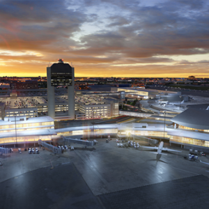 Logan Airport – Boston, MA