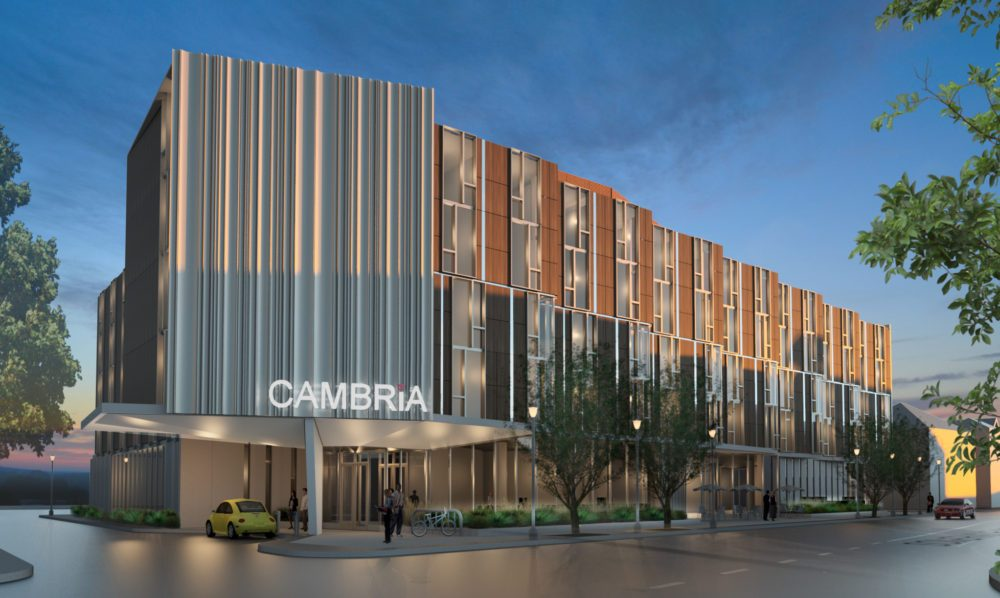 Cambria Hotel – Somerville, MA