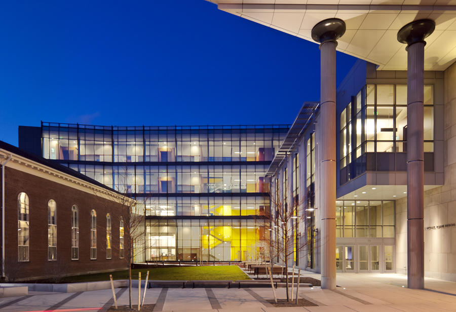 J. Michael Ruane Judicial Center