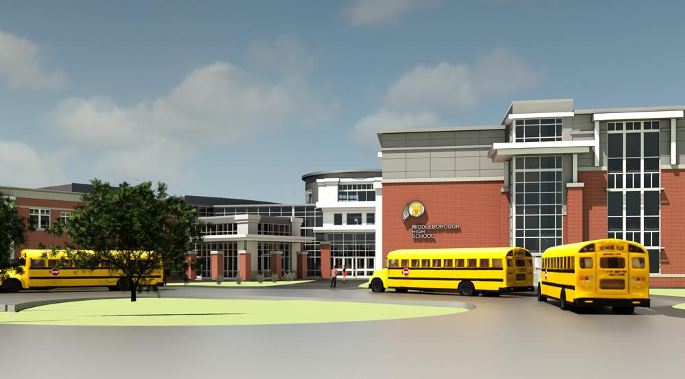Middleborough High School – Middleborough, MA