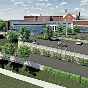 Tobey Hospital Emergency Room Expansion – Wareham, MA