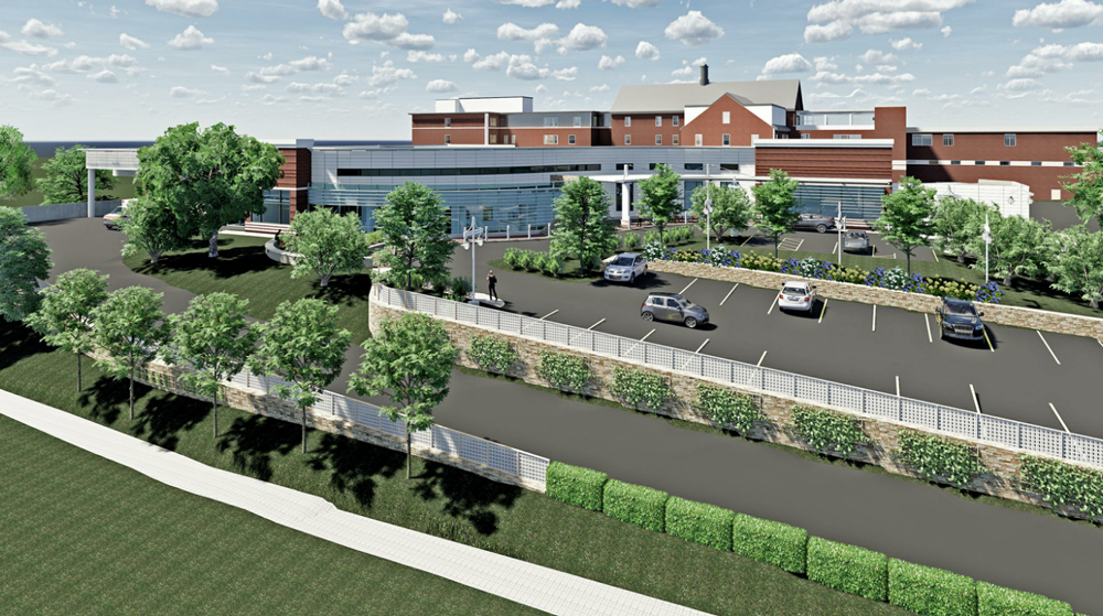 Tobey Hospital Emergency Department Expansion