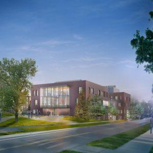 Williams College Science Center North – Williamstown, MA