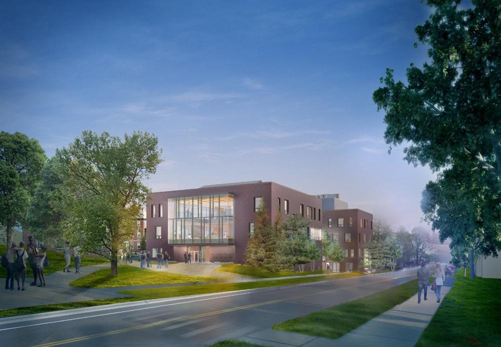 Williams College Science Center North