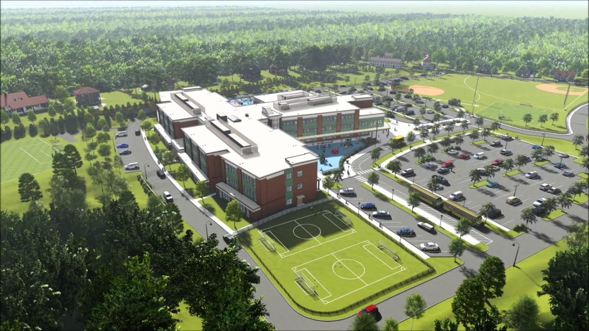 W. Edward Balmer Elementary School – Whitinsville, MA