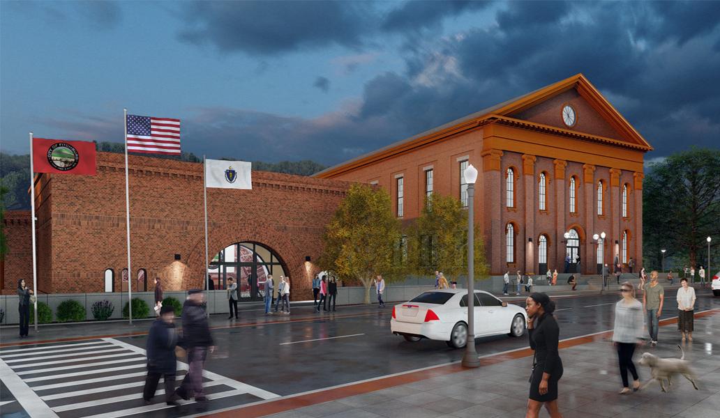Fitchburg City Hall Campus – Fitchburg, MA