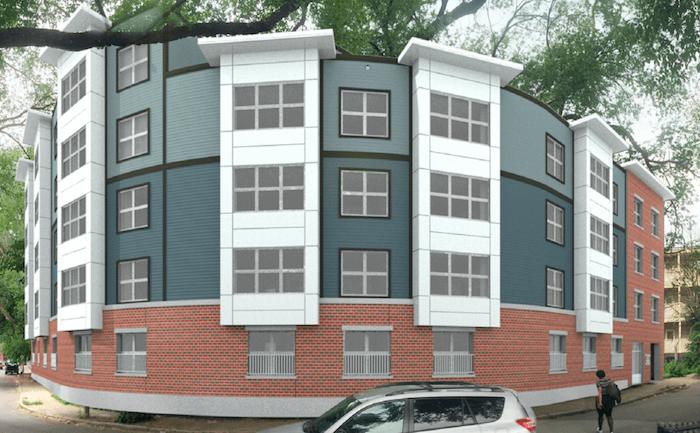 O'Connor Way Senior Affordable Housing – South Boston, MA