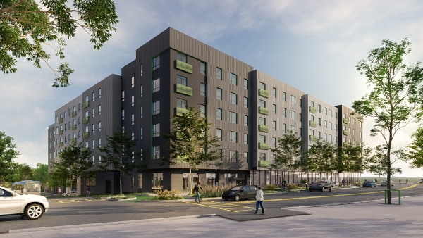 Preservation of Affordable Housing - Mattapan, MA