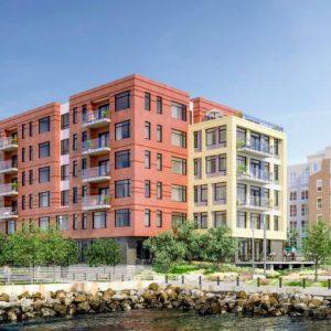 The Mark at DeNormandie Wharf (Luxury Waterfront Condos) – East Boston, MA