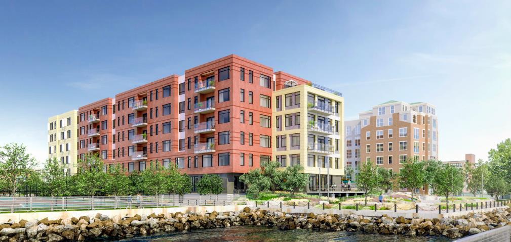 The Mark - East Boston Luxury Waterfront Condos