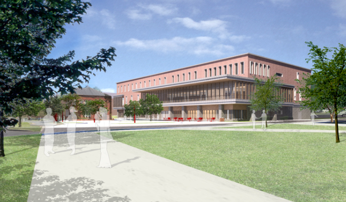 University of Massachusetts Amherst Dining Commons – Amherst, MA