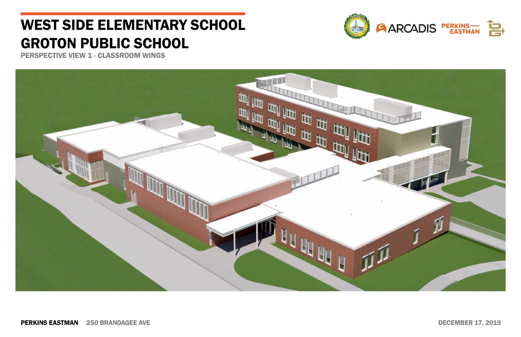 West Side Elementary School Groton
