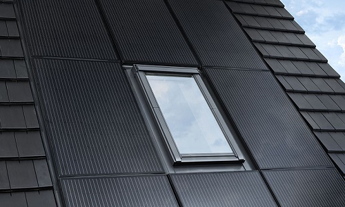Solar with Roof Windows
